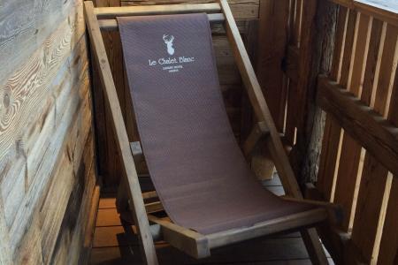 Création de flâneuse pour hôtel de luxe - Le Chalet Blanc - Megève
