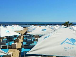 L'agencement de votre plage privée