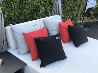 Professional outdoor pillows