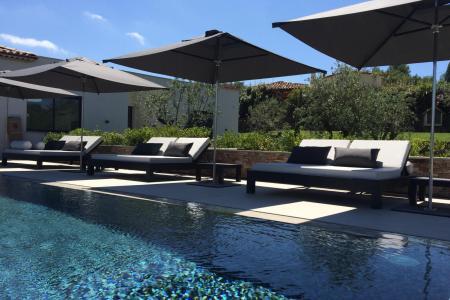 Les beds doubles - Bains de soleil 2 places
