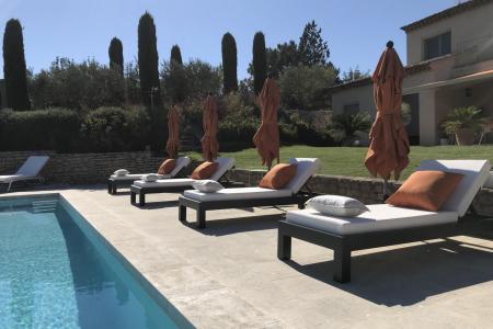 Les matelas pour bains de soleil et transats