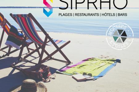 Mousses Etoiles au salon des plages de l'hôtellerie restauration à la Grande Motte !