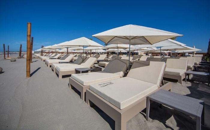 Aménagement de plage privée - Mousses Etoiles